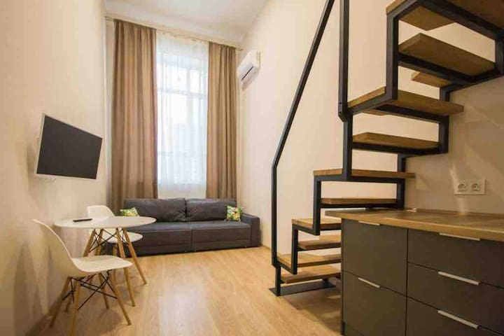 Duplex apartment - 1203/1
