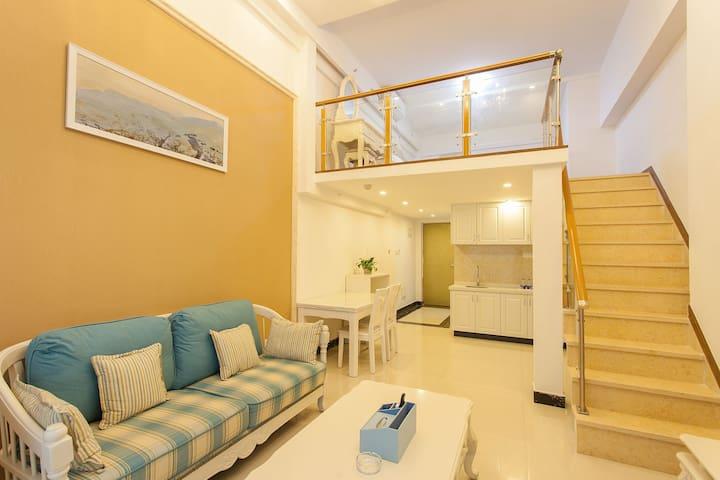 《My Room2022》#广州南站免费接送#近长隆#欧式大床房#精品主题公寓#