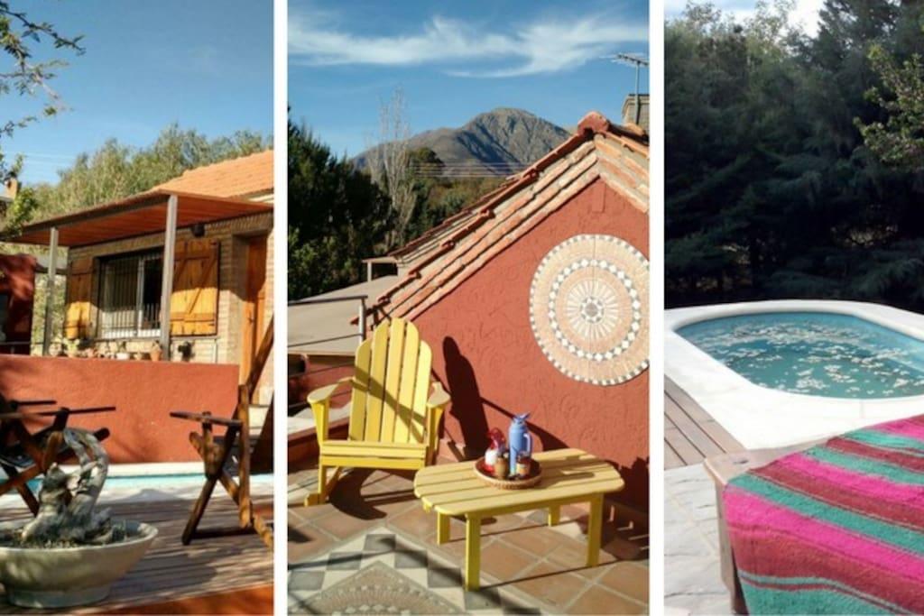 Casa de relax para encontrar la paz interior houses for for Encontrar paz interior