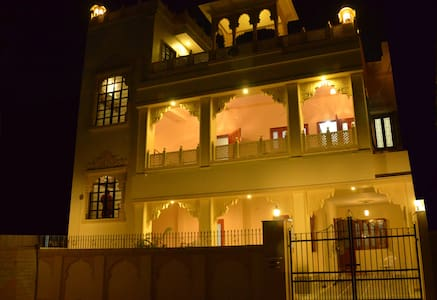 Magnificent Rajasthani Mansion-ideal family abode