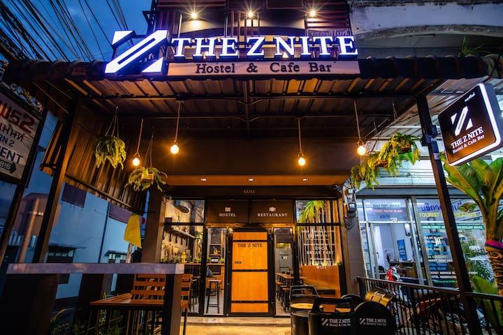 The Z Nite Cafe Bar-Mixed Dorm 2 rooms Phuket Town