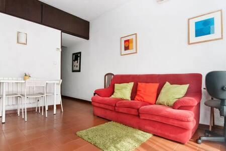 Camp Nou Apartment Wi-Fi - Barcelona - Serviced flat