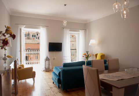 Luxury design apartment in Corfu Old Town