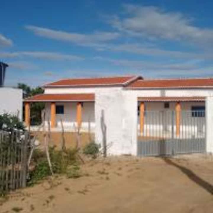Casa na Serra de Portalegre/RN - Sitio Bonsucesso