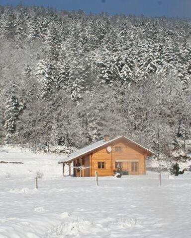 Chalet Hautes-Vosges - Vagney - Hytte (i sveitsisk stil)