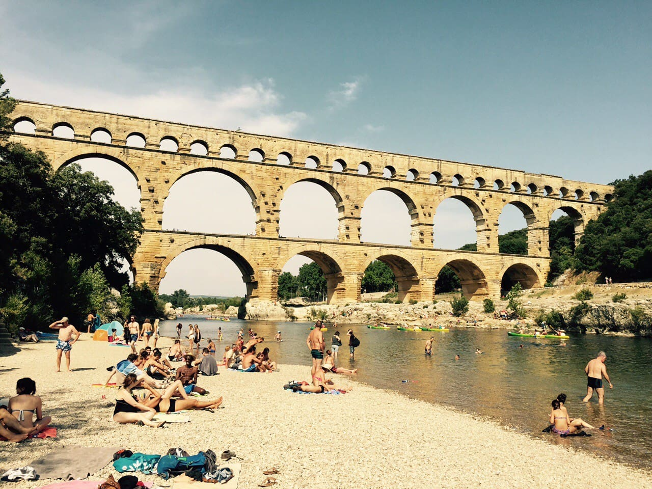 Tourisme à proximité - Le Pont du Gard (à 15min de La Maison Joffre)