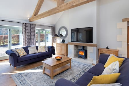 New luxury 1 bed self contained annex - Cotswolds