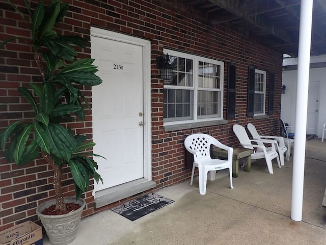 Cozy and lovely 2 bed apartment North Wildwood - North Wildwood - Pis