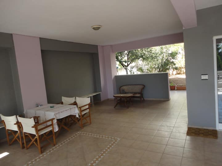 Comfortable house in Alexandroupoli