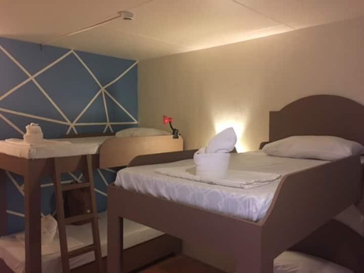 New Hostel Beds near D'Mall Station 2