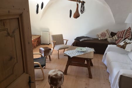 House Chasa 49 - Engadine history with convenience - Scuol - House