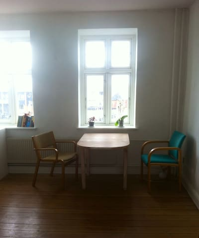 Cosy, light 43 sqm apartment