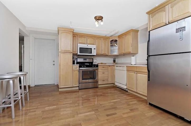 Newton Highlands Renovated Basement Apartment