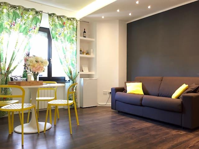 Domi Wellness Apartment 4 + Gym! - Pompei