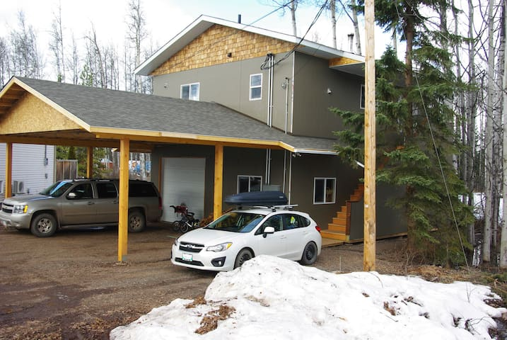 Bright and airy in Telkwa, B.C - Telkwa - Apartamento
