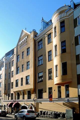 Studio in the heart of Helsinki - Хельсинки - Квартира