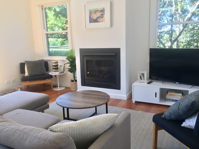 INCHFIELD - A wonderful family home in Mosman
