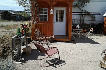 Hudson Miner's Cabin #3 - Goldfield