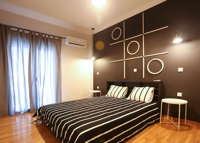 Design & Boutique apt in the heart of Athens!