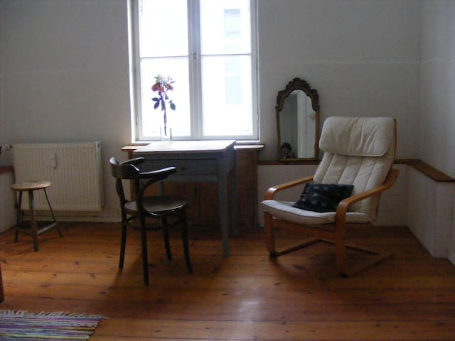 Gästezimmer für 1 Person - Berlín - Bed & Breakfast