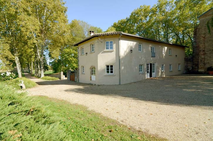 Belle bâtisse en Beaujolais - Saint-Georges-de-Reneins - House