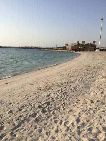 House+Breakfast+Garden+Beach+Maid - Dubai - Hus