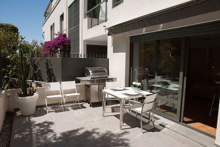 Gorgeous studio in the heart of Juan Les Pins