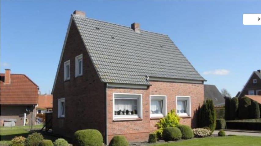 Ferienhaus mit vielen Extras Weener - Weener - Hus
