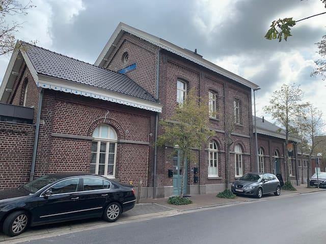 Appartement te Waarschoot (dichtbij Gent)