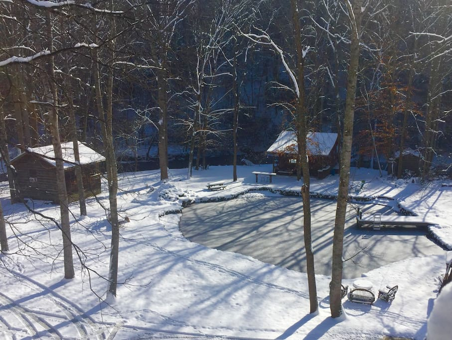 Ivyriverlodge 4 Close To Asheville Cabins For Rent In