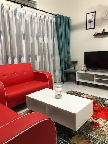 Faizul Homestay C0411 Luxury at Lili Condo Nilai