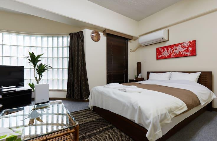 (Free WiFi)Only 8 min from Shinagawa sta !! - Minato-ku - Apartment