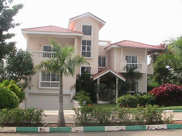 5 BHK Villa In A Gated Community ( (Phone number hidden by Airbnb) )