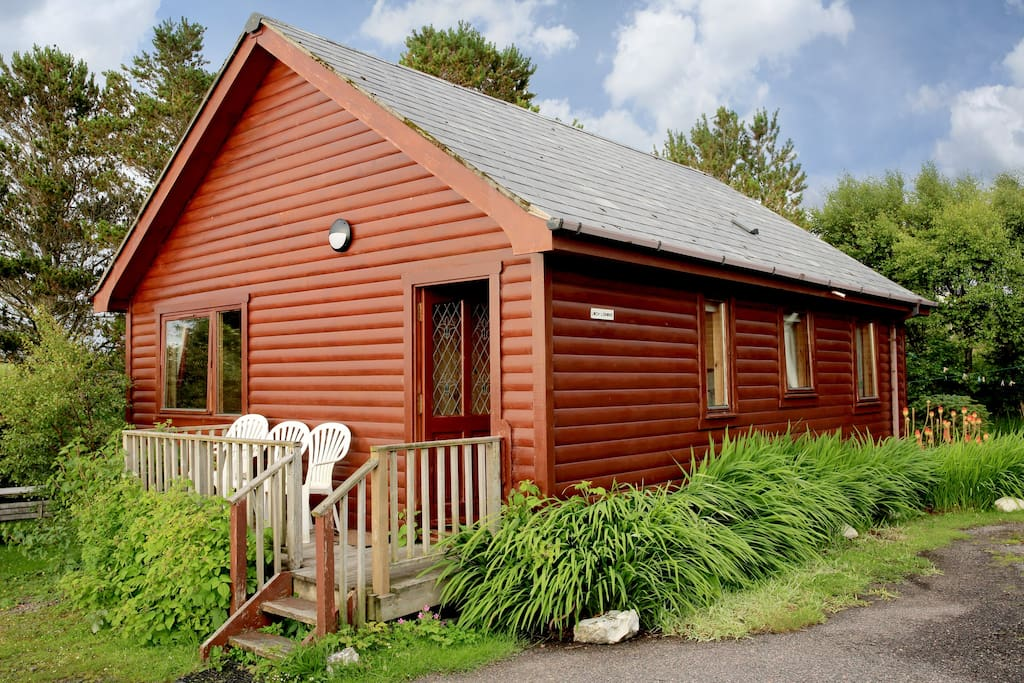 Cosy Lodge Sleeps 5 Nr Arisaig Amp The Beach Cottages