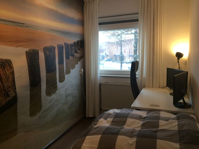quiet and elegant room - Eindhoven - Bed & Breakfast