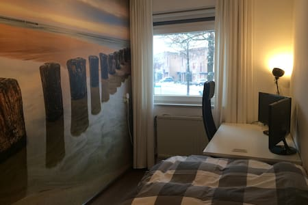 quiet and elegant room - Eindhoven