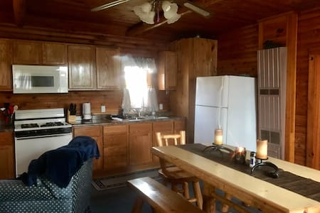 Wolf Lake Cabin #7 Fox