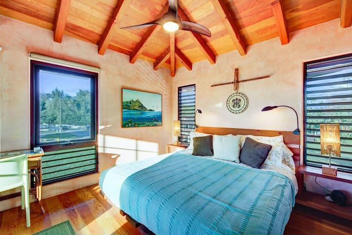 Second floor Master bed room