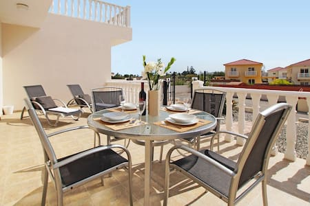 Estelle - apartmt in AyaNapa center - 阿依纳帕(Ayia Napa) - 公寓