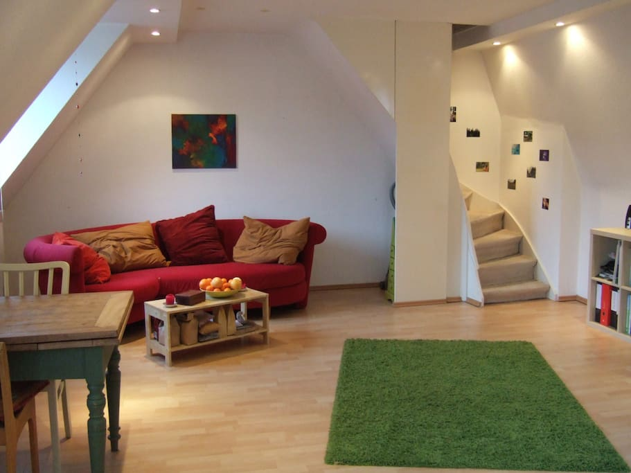wohnung maisonette elberfeld lberg 73qm 3 zimmer wohnungen zur miete in wuppertal nrw. Black Bedroom Furniture Sets. Home Design Ideas