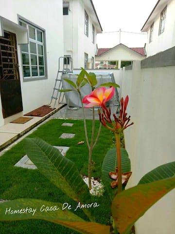 Homestay Casa De Amora Lumut
