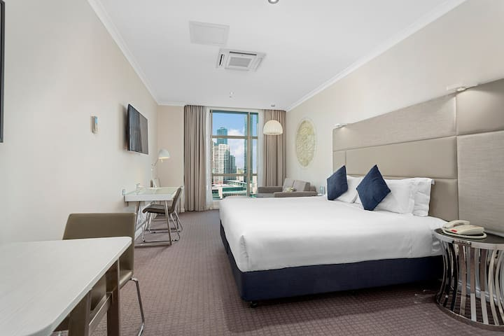 Studio Room in Melbourne CBD