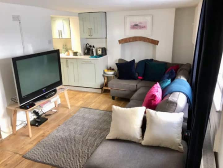 Regency Cottage townhouse in the heart of Brighton