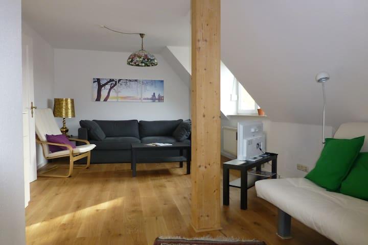 Gemütliche 2-Zimmer Wohnung - Мюнхен - Квартира