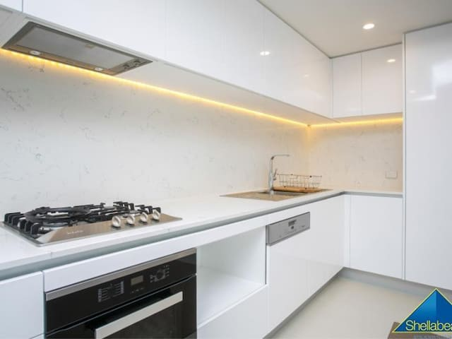 Beautiful New Apartment In The Best Location