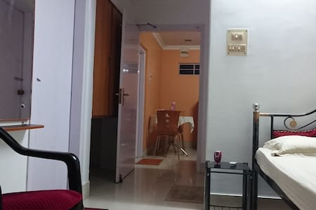 Home Away Home- Apartment with a Private Terrace - Guwahati