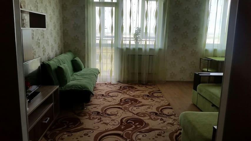 Квартиры посуточно. Отчетные документы - Berezovskiy - Leilighet