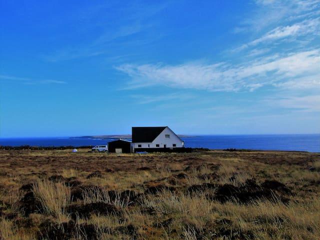 Gills, Near John O Groats -Sea View King Room