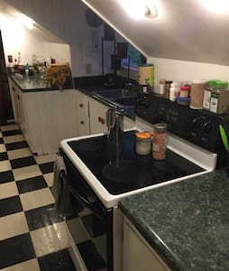 Spacious 1 bedroom less than a mile from Main St - Greenville