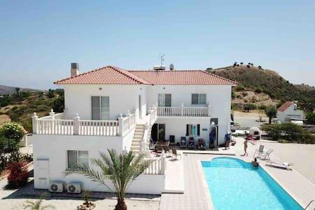 Iris Villa (Cyprus Villages Agrotourism)